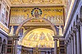 Chancel diaphragm arch of St Paul outside the Walls.jpg