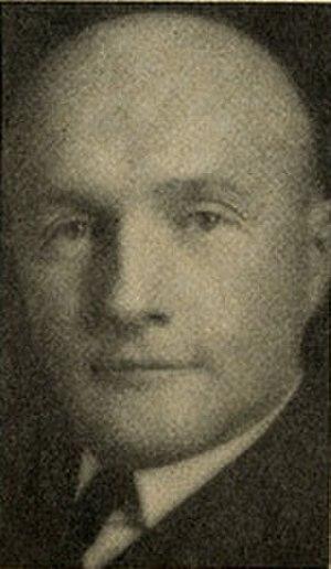 Charles R. Clason - Image: Charles Clason