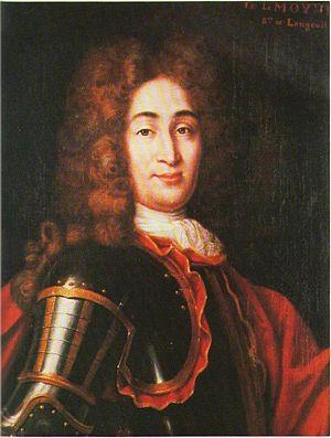 Charles le Moyne de Longueuil, Baron de Longueuil - Charles Le Moyne