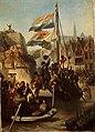 Charles Rochussen - Anno 1574. Het ontzet van Leiden - SA 778 - Amsterdam Museum.jpg