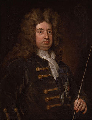 Charles Sackville, 6th Earl of Dorset - The Earl of Dorset, circa 1697