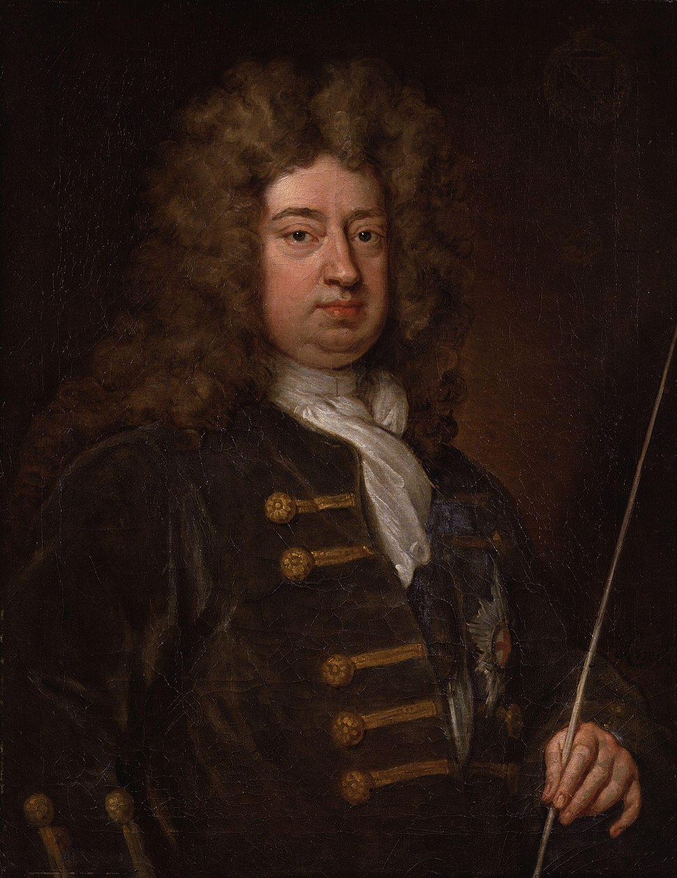 Charles Sackville, 6th Earl of Dorset by Sir Godfrey Kneller, Bt (2)