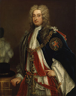 Charles Townshend, 2nd Viscount Townshend British Whig statesman