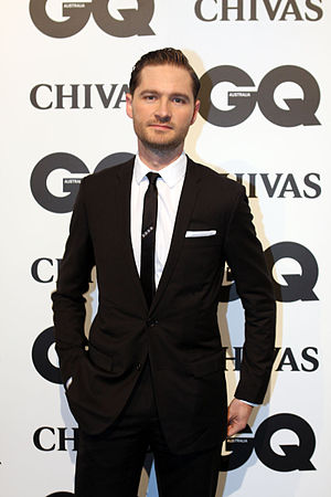 Charlie Pickering - Pickering at GQ Australia Men of the Year Awards in 2011