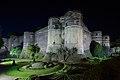 Chateau d'Angers, de nuit.jpg