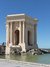 Chateau d'eau du Peyrou - 2012-08-26.jpg