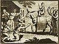 Chauveau - Fables de La Fontaine - 05-14. L'Âne portant des reliques.jpg