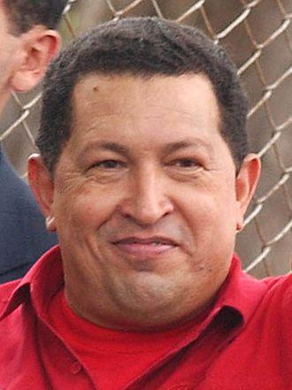 1998 Venezuelan presidential election - Image: Chavez 141610 2