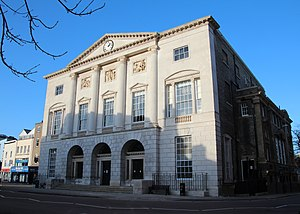 Chelmsford - Image: Chelmsford, The Shire Hall