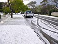 Chelmsford Ave, Lindfield after a hail storm - 27th July 2008 - panoramio (1).jpg