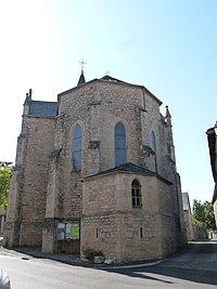 Chevet de l'église de Sévérac-l'Eglise.jpg