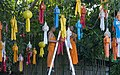 Chiang-Mai Thailand Buddhist-monks-installing-lampioons-01.jpg