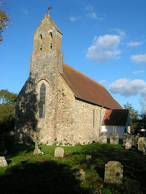 Chidham and Hambrook - Image: Chidham church