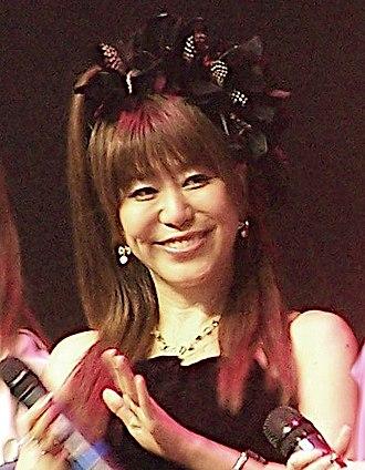 Chihiro Yonekura - Chihiro Yonekura at Anime Friends 2010