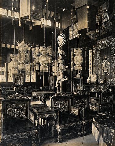 File chinese interior design at the 1904 world 39 s fair st for Interior design wikipedia