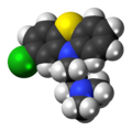 Chlorpromazine molecule spacefill.png