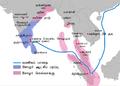 Chola dynasty map - Tamil.png