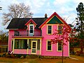 Christian and Mattie Hanson House - panoramio.jpg