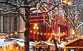 Christmas market in Albert Sqaure, Manchester - panoramio.jpg