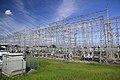 Chubu Electric Power Company East Nagoya Substation 02, Sakae-cho Toyoake 2018.jpg