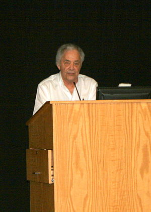 Chuck Barris - Barris at Drexel University in 2010