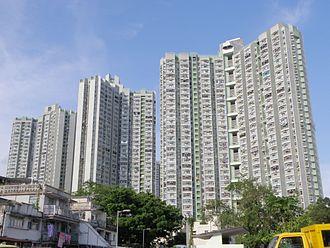 Public housing estates in Tai Po - Chung Nga Court