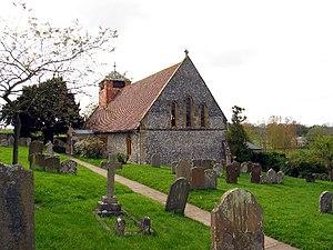 Inkpen - St. Michael's parish church