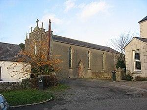 Mornington, County Meath - Old Star of the Sea church of 1841