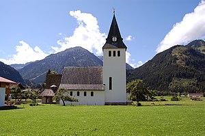 Church of Bad Oberdorf