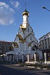 Church of Saint Alexander Nevsky in Kozhukhovo 02.jpg