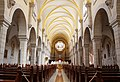 Church of St. Catherine from the inside Bethlehem - Palestine.jpg