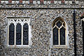 Church of St Mary Matching Essex England - south aisle windows.jpg
