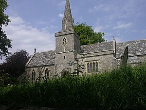 Littlebredy - Image: Church of St Michael and All Angels, Little Bredy geograph.org.uk 31320