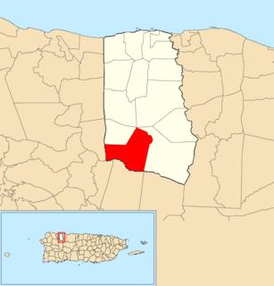 Cibao, Camuy, Puerto Rico Barrio of Puerto Rico