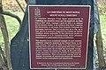 Cimetière Mont-Royal - Plaque de la Commission des lieux et monuments historiques du Canada.jpg
