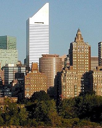Citigroup Center - Image: Citigroup center