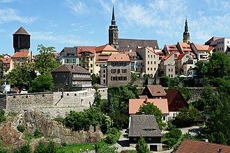 Bautzen - Image: City Bautzen Germany 104