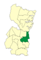 Ciudades participantes de la Liga Deportiva Paranaense 2016.png