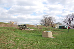Civil War Defenses of Washington (Fort Stevens) FSTV CWDW-0081.jpg