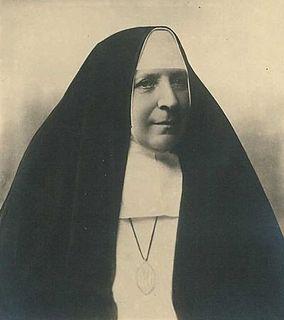 Clara Fey catholic nun