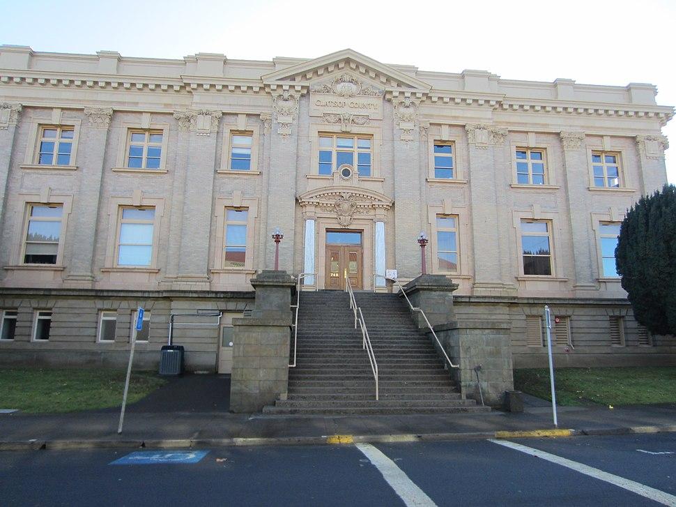 Clatsop County Courthouse, Astoria, Oregon