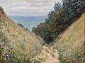 Claude Monet - Road at La Cavée, Pourville - Google Art Project.jpg
