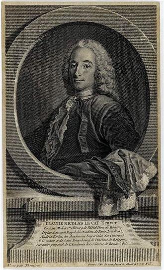 Claude-Nicolas Le Cat - Claude-Nicolas Le Cat