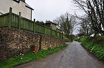 Clayhanger - Village Lane (geograph 3920335).jpg