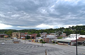 Clinton, Tennessee - Downtown Clinton
