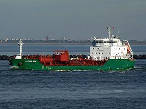 Clipper Inge - IMO 9294692 leaving Port of Rotterdam, Holland 21-Feb-2005.jpg