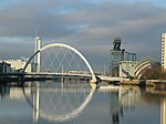 Clyde Arc Glasgow - geograph.org.uk - 646327.jpg