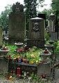 Cmentarz Łyczakowski we Lwowie - Lychakiv Cemetery in Lviv (Tomb of Władysław Bełza -1847 - 1913- - A Polish patriotic poet - panoramio.jpg