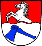 Wappen Gemeinde St. Wolfgang