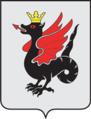 Coat of Arms of Kazan (Tatarstan) (1990s).png